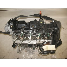 MOTOR CITROEN PEUGEOT 1.6 HDI 9H05 KW 82 Ps 112 Bj2010 C3 C4 308 ENGINE