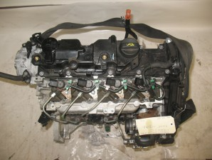 MOTOR MOTOREN ENGINE CITROEN PEUGEOT 1.6 HDI 9H05    Bj2010  C3 C4 308
