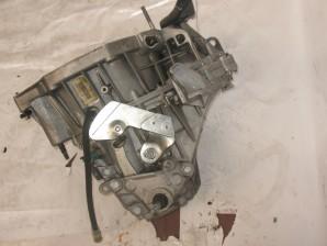 Schaltgetribe 6-Gang Renault Clio III 1.5 Dci  TL4 A002 TL4A002